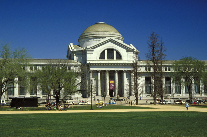 The Smithsonian museum