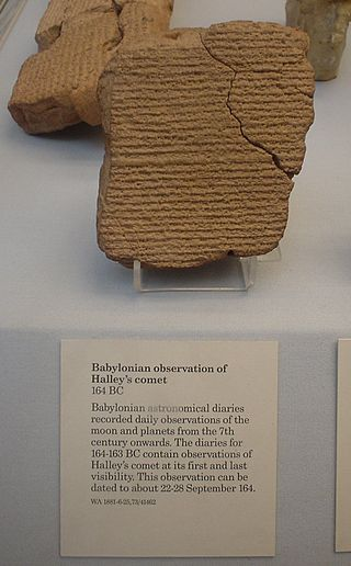Babylonian tablet recording effect