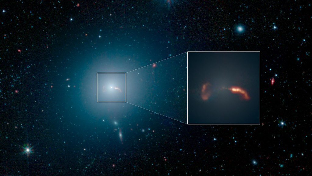 M87 Structure