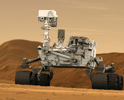 Mars Missions – Rovers
