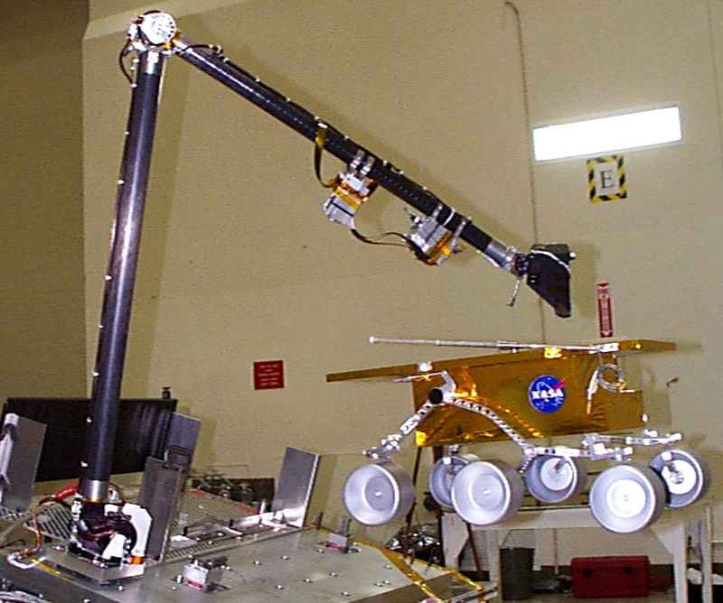 Mars Surveyor Rover