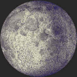 Moon Features