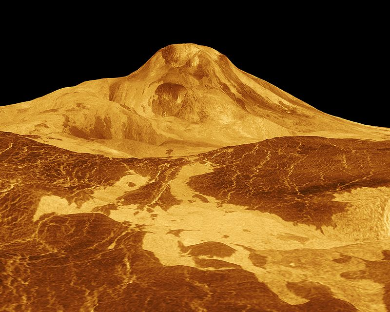 Venus Surface